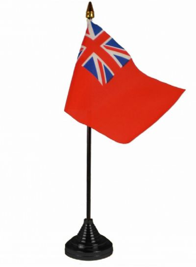 BRITISH RED ENSIGN - Table Flag